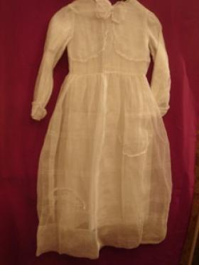 Dress of communication - Clothing - Early 20th century - La Fontaine du Temps antiquaire à Fresnay-sur-Sarthe